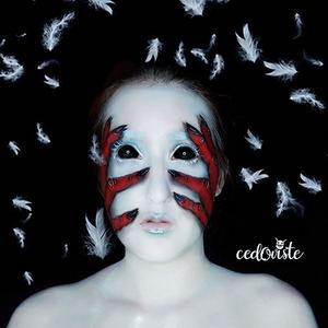 Fallen Angel Face Paint Video by Ana Cedoviste