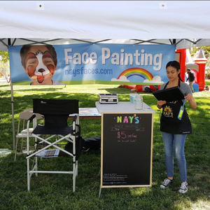 What to Bring to Your First Big Face Painting Event