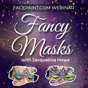 Webinar: Fancy Masks with Jacqueline Howe