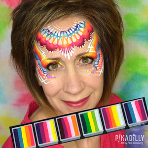 Fusion Butterfly Palette Review by Pam Kinneberg