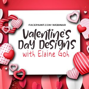Webinar: Valentine's Day Designs with Elaine Goh