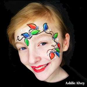 Holiday Lights Video by Ashlie Alvey