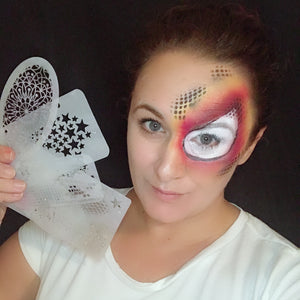 Tips for Faster Face Painting by Marina