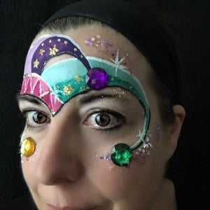 Mardi Gras Design Tutorial