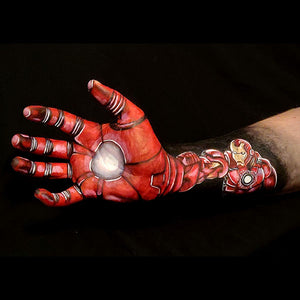 Video: Ironman Arm Illusion by Helene Rantzau