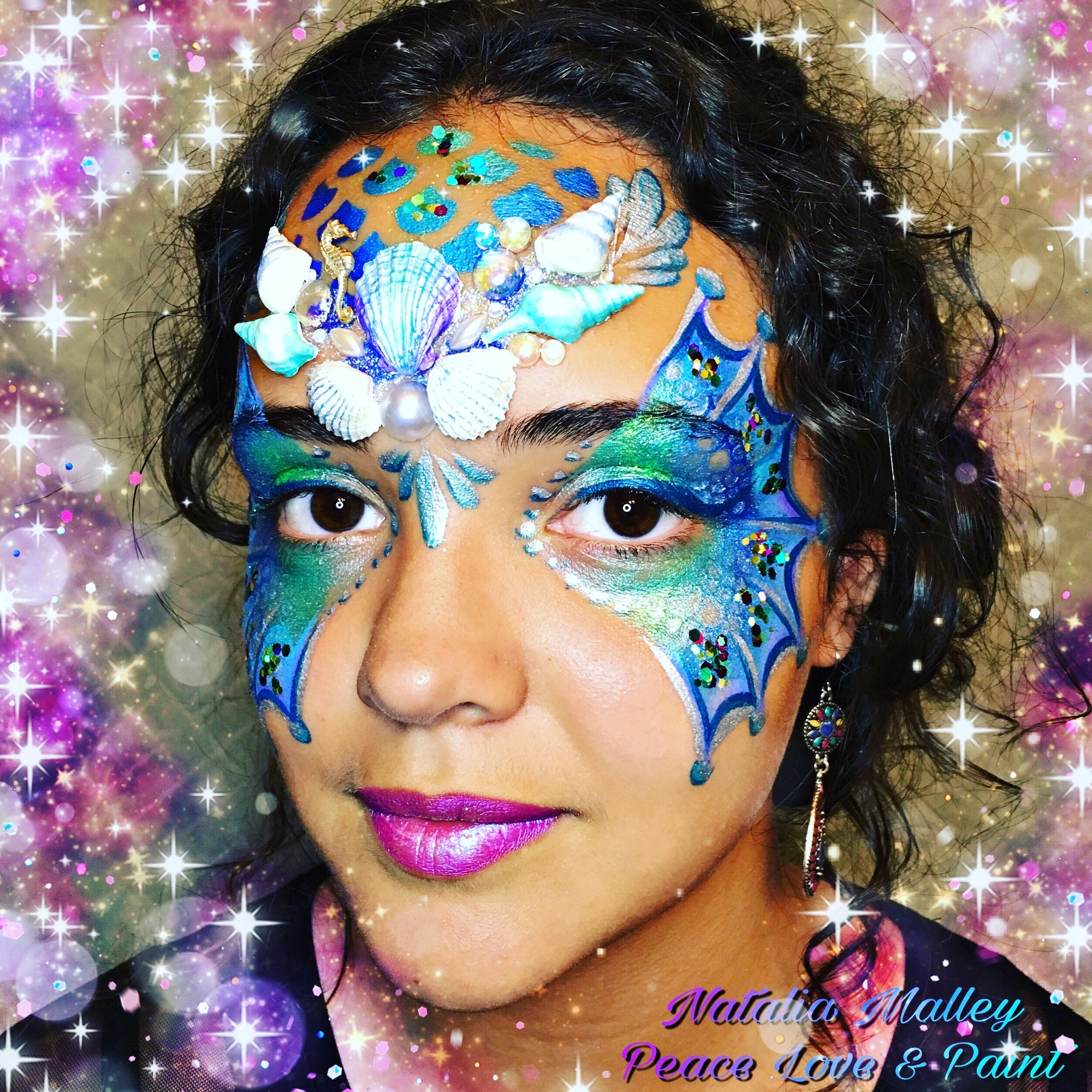 Facepaint Blog Tagged Mermaid Facepaint Com
