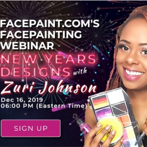 Webinar: New Year's Eve Designs With Zuri FX