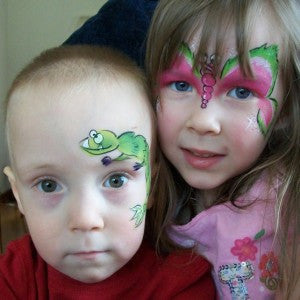 The Art of War for Face Painters: Neutralizing Rude Kids