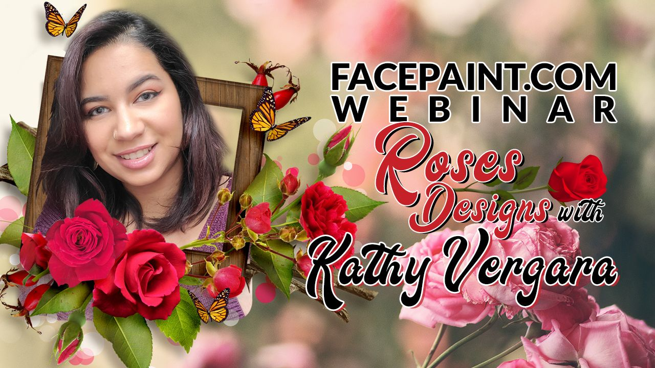 Webinar: Roses Designs with Kathy Vergara