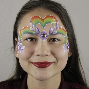 Must Have Designs on Every Face Painter's Menu Board