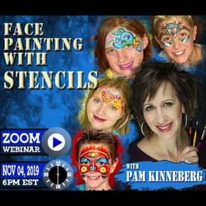 Webinar: Christmas Designs & Using Stencils With Pam Kinneberg