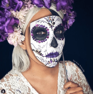 Sugar Skulls Monthly Challenge