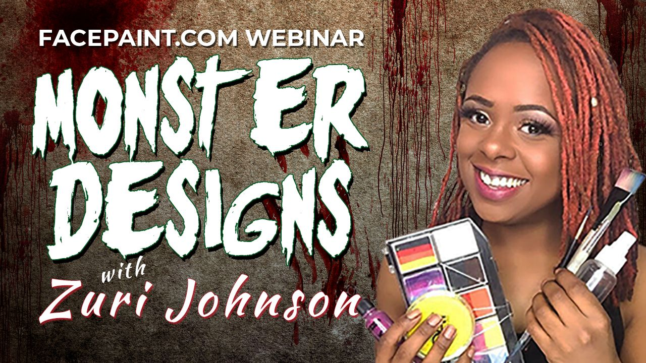Webinar: Monster Designs with Zuri Johnson