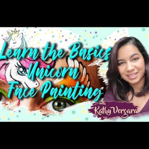 Webinar: How to Face Paint Unicorns With Kathy Vergara