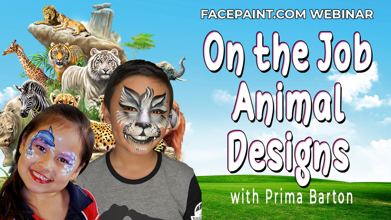 Webinar: On the Job Animal Designs with Prima Barton