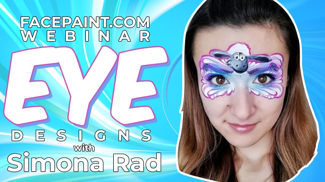 Webinar: Drawing Eyes with Simona Rad