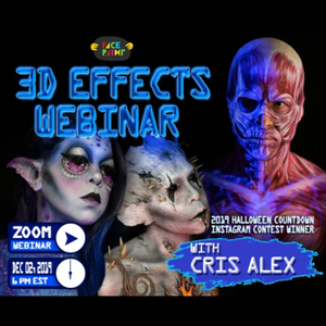 Webinar: 3D Effects With Chris Alex