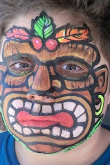 Meet a Chicagoland Area Face Painter