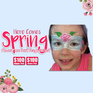 Contest: Here Comes Spring Flower Design
