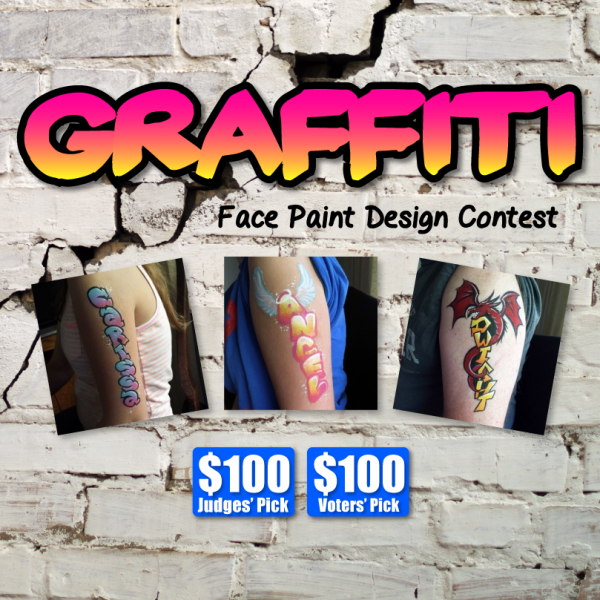 Contest: Graffiti Street Art