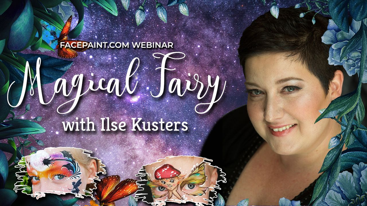 Webinar: Magical Fairy Designs with Ilse Kusters