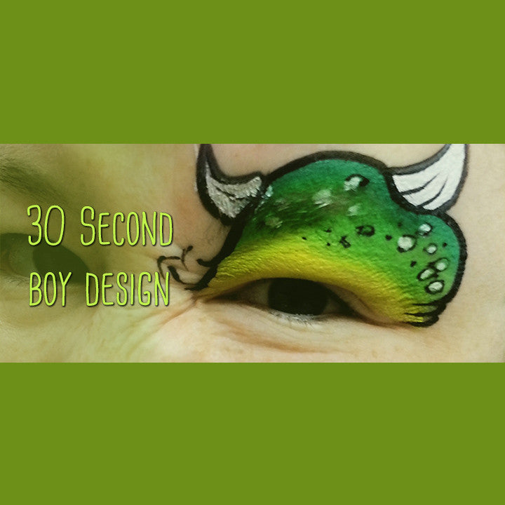 How to Create a 30 Second Design (Boy Version)