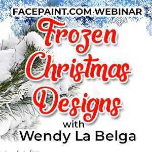 Webinar: Frozen Christmas Designs with Wendy La Belga