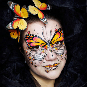 Top Online Face Painting Contests