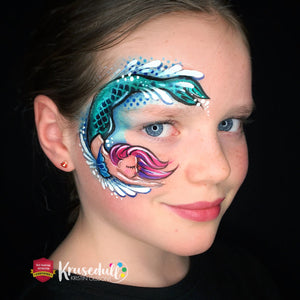 Mermaid Eye Design by Kristin Olsson