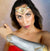 Wonder Woman Face Paint Tutorial: Tiara and Bracelet
