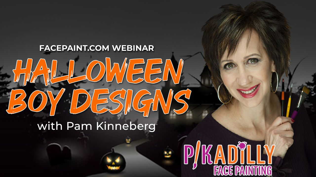 Webinar: Halloween Boy Designs with Pam Kinneberg
