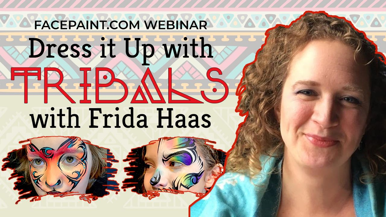 Webinar: Dress it Up with Tribals with Frida Haas