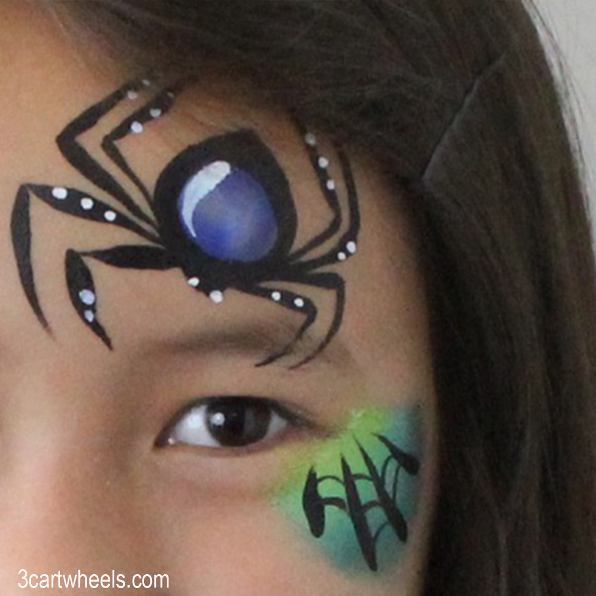 10 Steps to Face Painting Faster