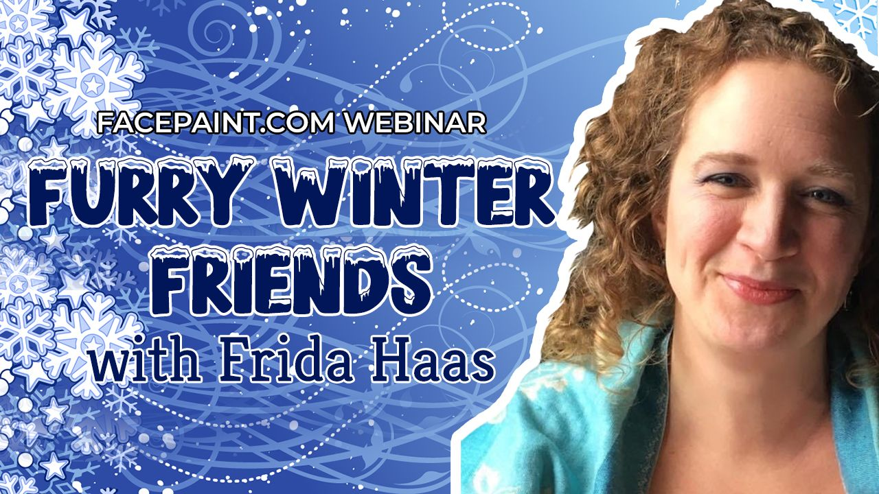 Webinar: Furry Winter Friends with Frida Haas