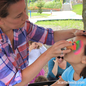 How to Become a Professional Face Painter