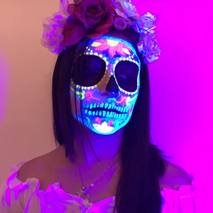 Top 6 Sugar Skull Face Paint Designs & Video Tutorials