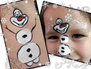 "Frozen Themed ""Olaf"" Tutorial"