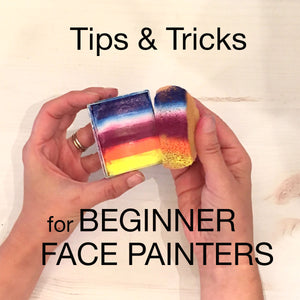 12 Face Painting Tips and Tricks for Beginners