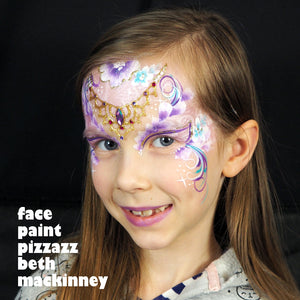 Video Tutorial - Spring Fairy Mask