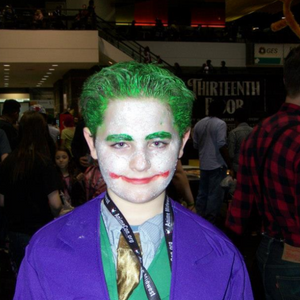 Easy Villain Look: Movie Version Joker
