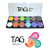 TAG Face Painting Palettes