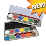 New Face Paint & Makeup Palettes And Kits