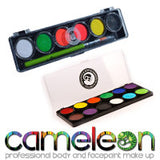 Cameleon Face & Body Palettes