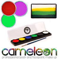 Cameleon Face Paints