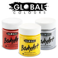 Global Liquid Face Paints & Airbrush