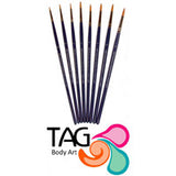 TAG Face Painting Brushes & Accessories