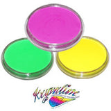 Creamy Line Fluorescent Face Paints