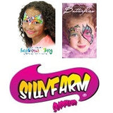 Silly Farm Face Painting Books & DVDs