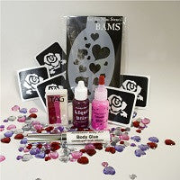 Bling Face Paint Kits