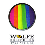 Wolfe Rainbow Face Paints